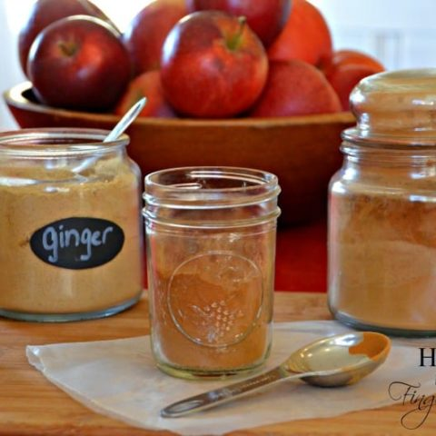 Apple Pie Spice Mix Recipe from Home in the Finger Lakes
