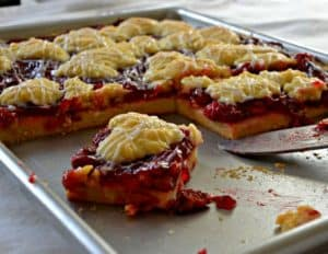 Cherry Almond Kuchen