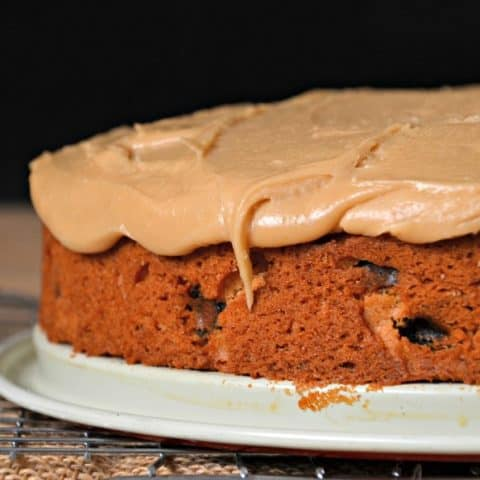 Afterschool Applesauce Cake