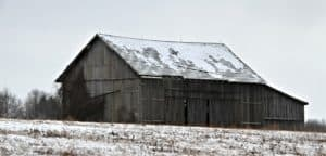 Deteriorating Barn in Macedon