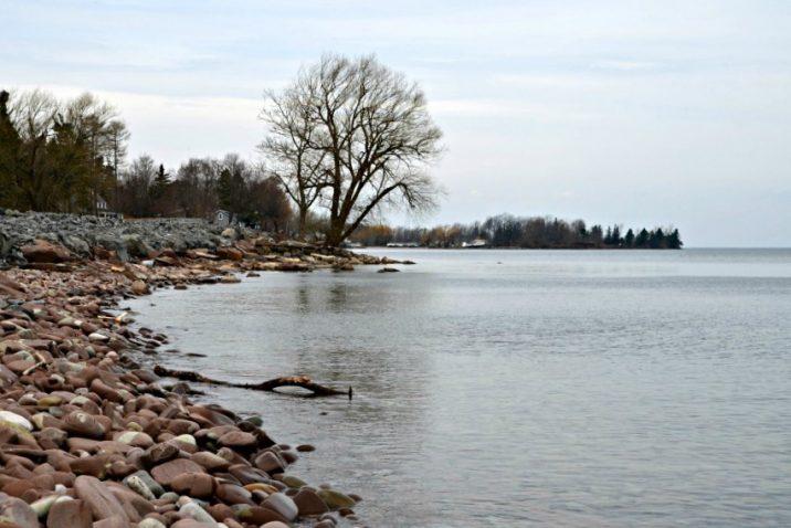 Beach Glass B Foreman Park Lake Ontario NY