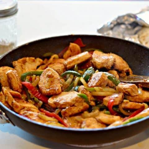 Chicken Fajita Seasoning Mix Recipe- Home in the Finger Lakes