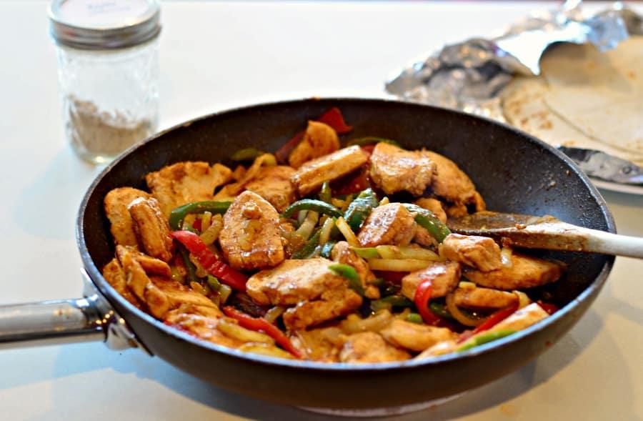 Chicken Fajita Seasoning Mix