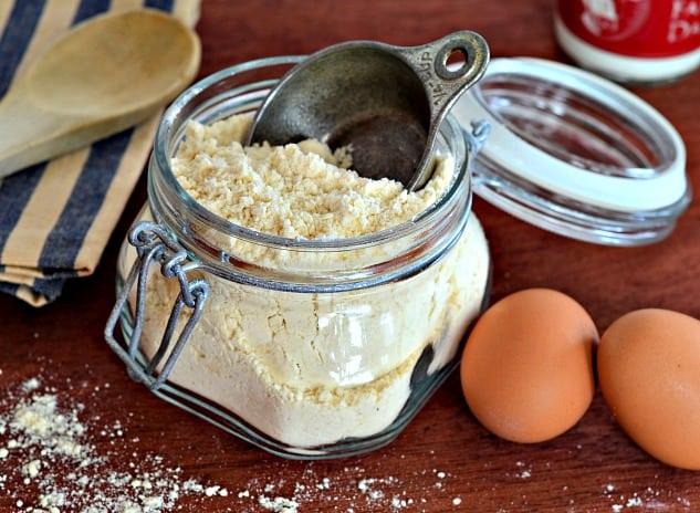 Homemade Baking Mix (DIY Bisquick)