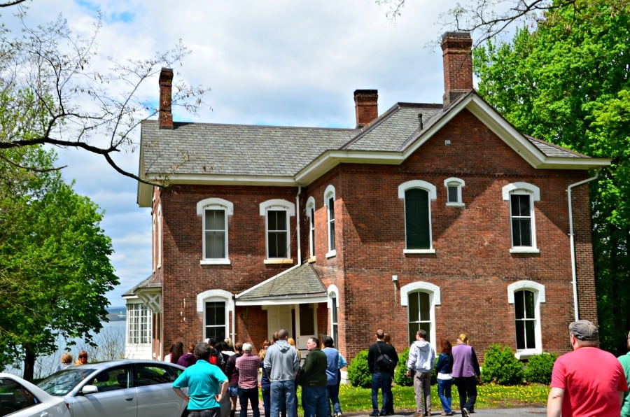 Willard Tour: Gilbert House/ Bleak House