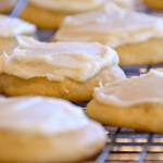 Soft Brown Sugar Cookies