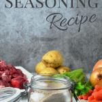 Beef Stew Seasoning Mix