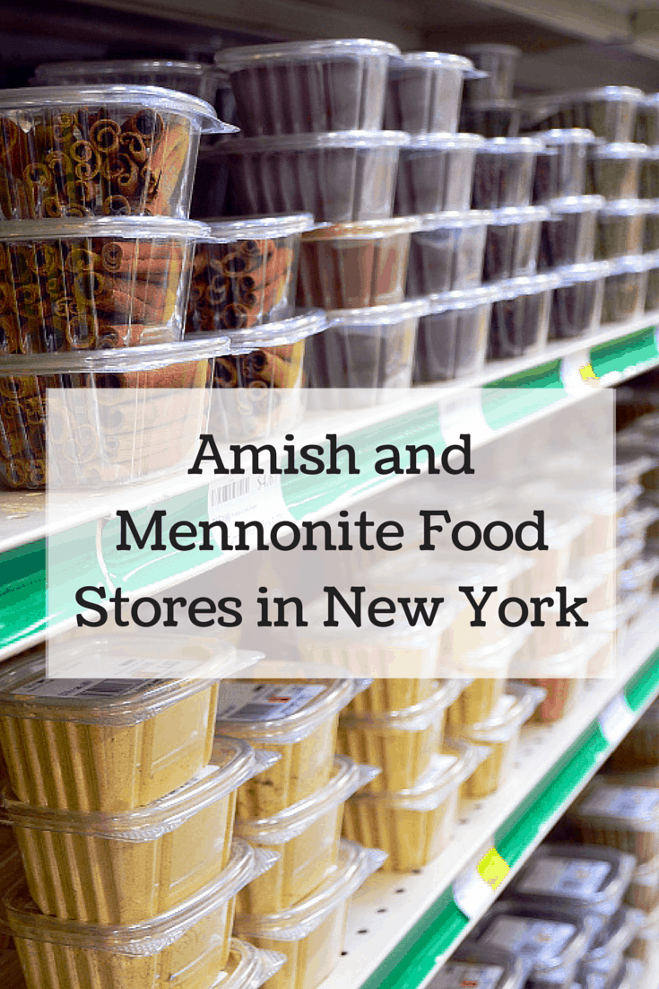 Amish And Mennonite Food Stores In New York Home In The