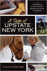 Book Review: A Taste of Upstate New York: The People and the Stories Behind 40 Food Favorites