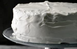 Old Fashioned Fluffy Frosting