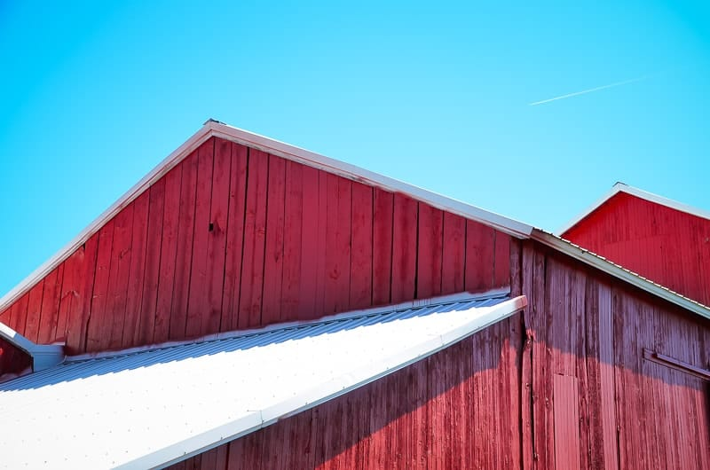 Visiting the Original Family Homestead