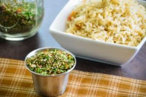 Homemade Rice Seasoning Mix