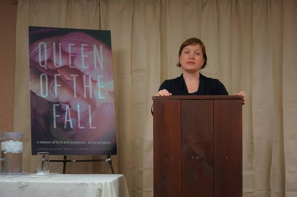 Rochester Reads Event: Sonja Livingston & Queen of the Fall