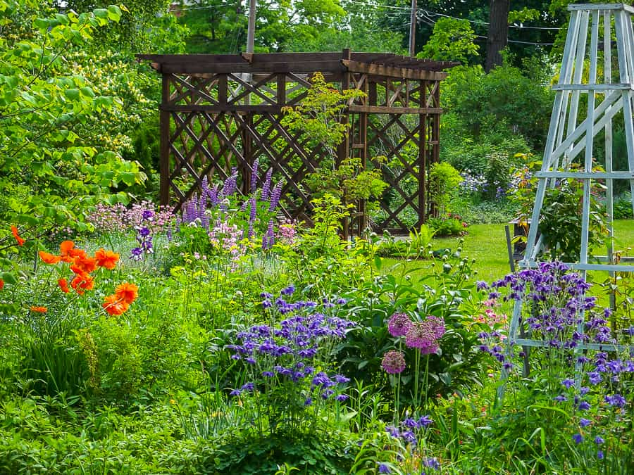 Vintage Gardens Bed and Breakfast (The Jackson & Perkins Estate ...