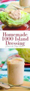 Homemade 1000 Island Dressing