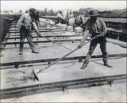 Sayracuse Salt Workers .