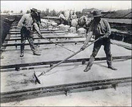 Sayracuse Salt Workers .
