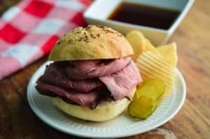 Taste of Western New York:  Beef On Weck