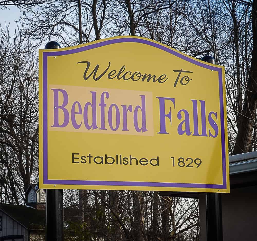 "71st Anniversary Celebration of ""It's a Wonderful Life"" in Seneca Falls"