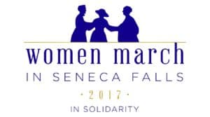 Women March in Seneca Falls 2017