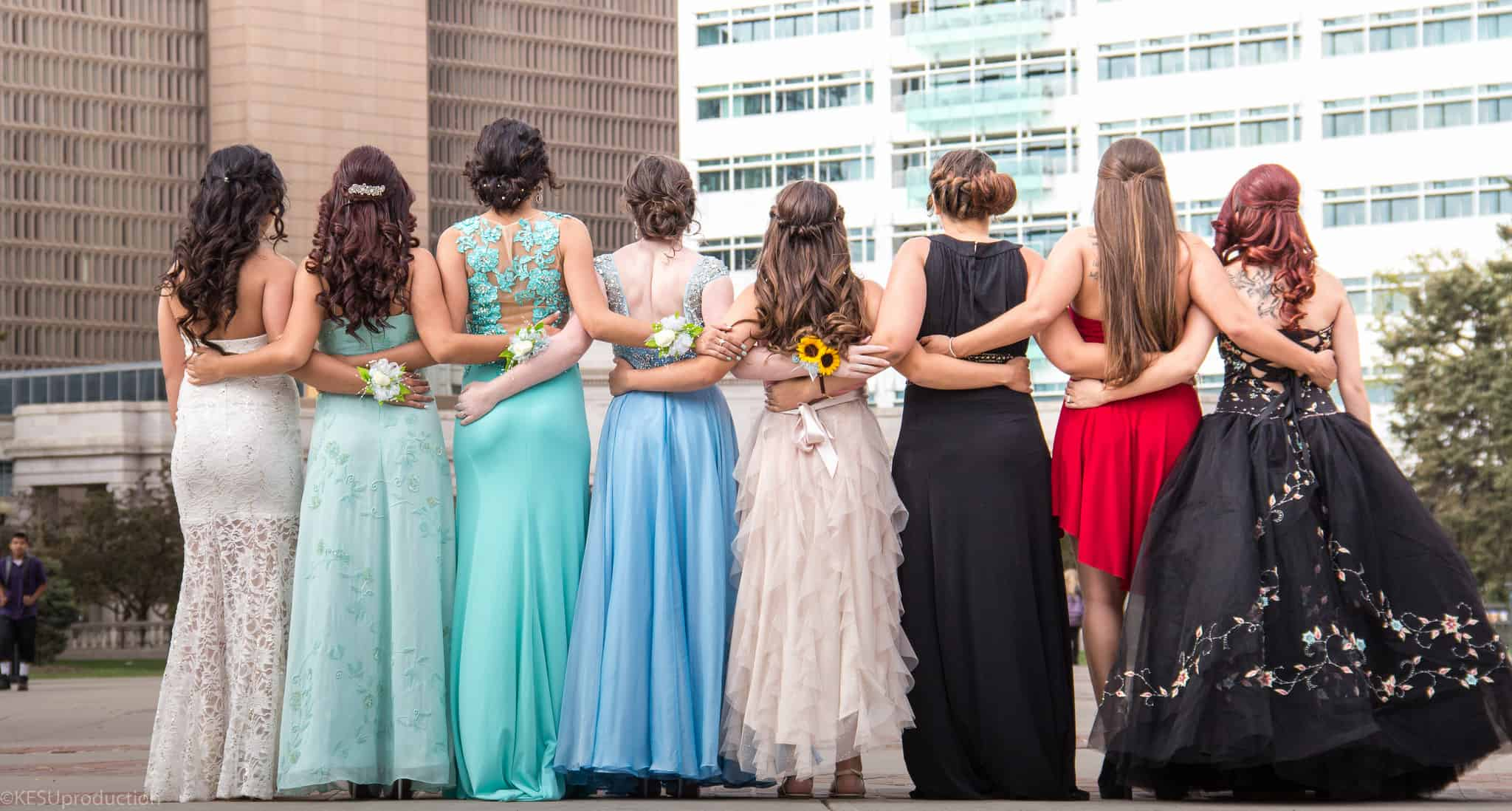 Donate Prom Dresses York Region