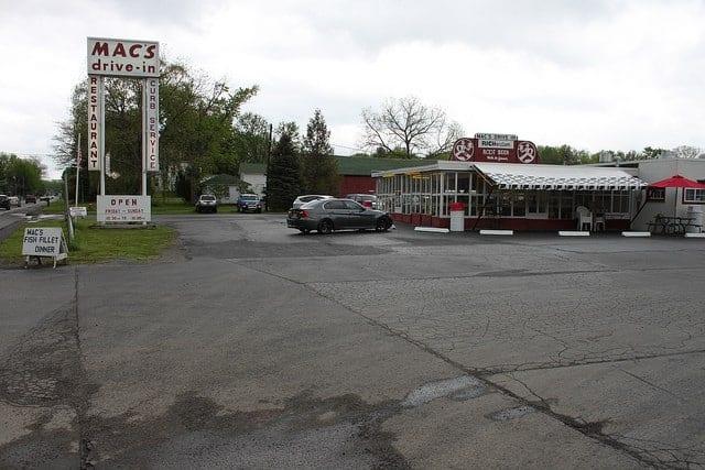 Mac's Drive-In Waterloo, NY