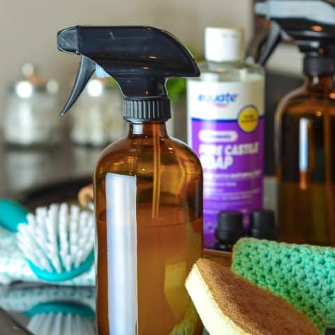 Bacteria Busting Bathroom Cleaner