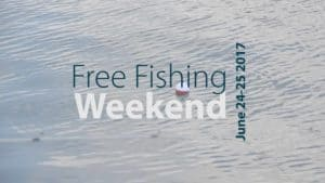 Free Fishing Weekend in New York State