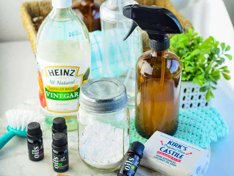 Getting Started with Homemade Natural Cleaning Products