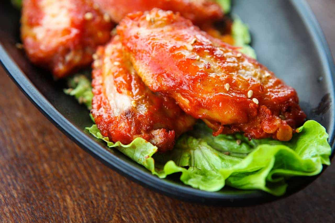 15 unique finger licking good chicken wing recipes for Fish and wings