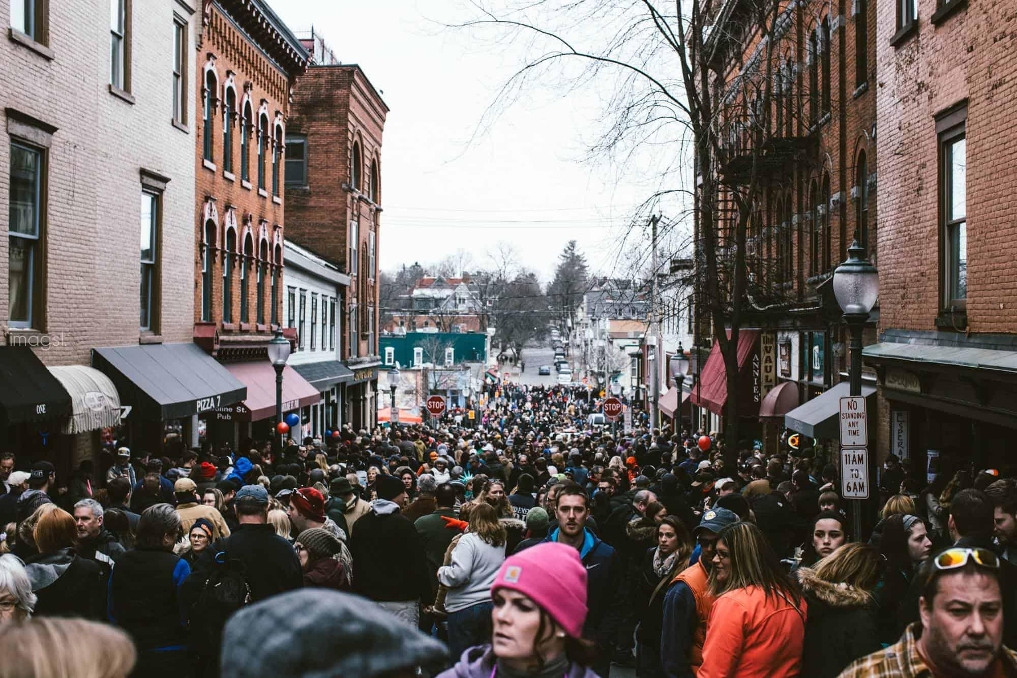 10 Unique Upstate New York Food Festivals
