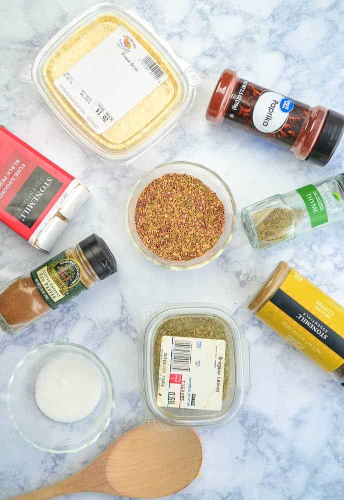 Dinosaur Bar-B-Que Creole Seasoning Blend Recipe