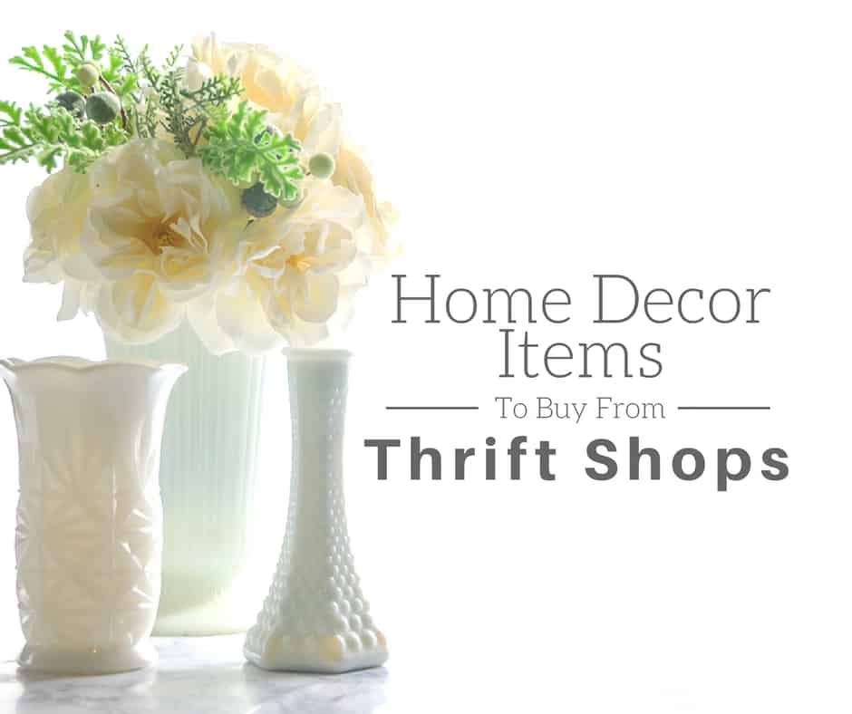 10 Timeless Home Decor Items You Can Always Buy At Thrift