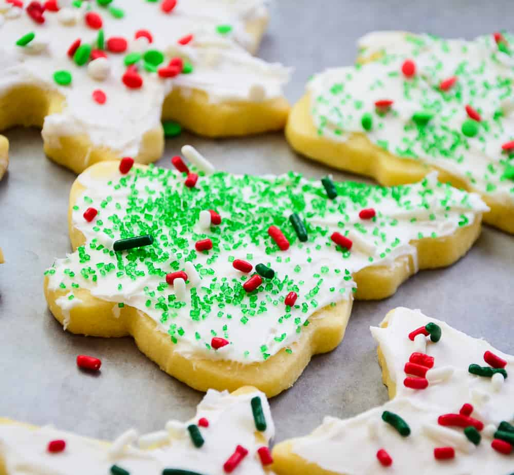 Anise Pierniki (Polish Christmas Cookies)
