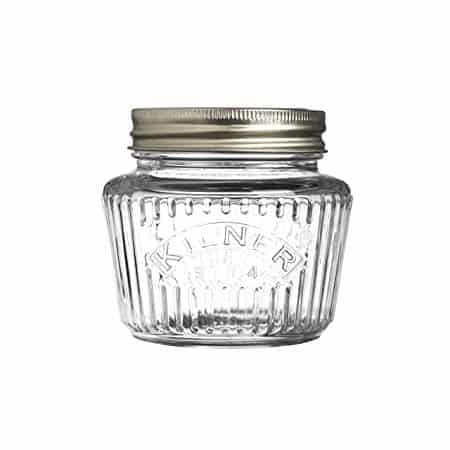 Kilner Vintage Preserve Jar, 8-1/2 Fluid Ounces, Set of 1