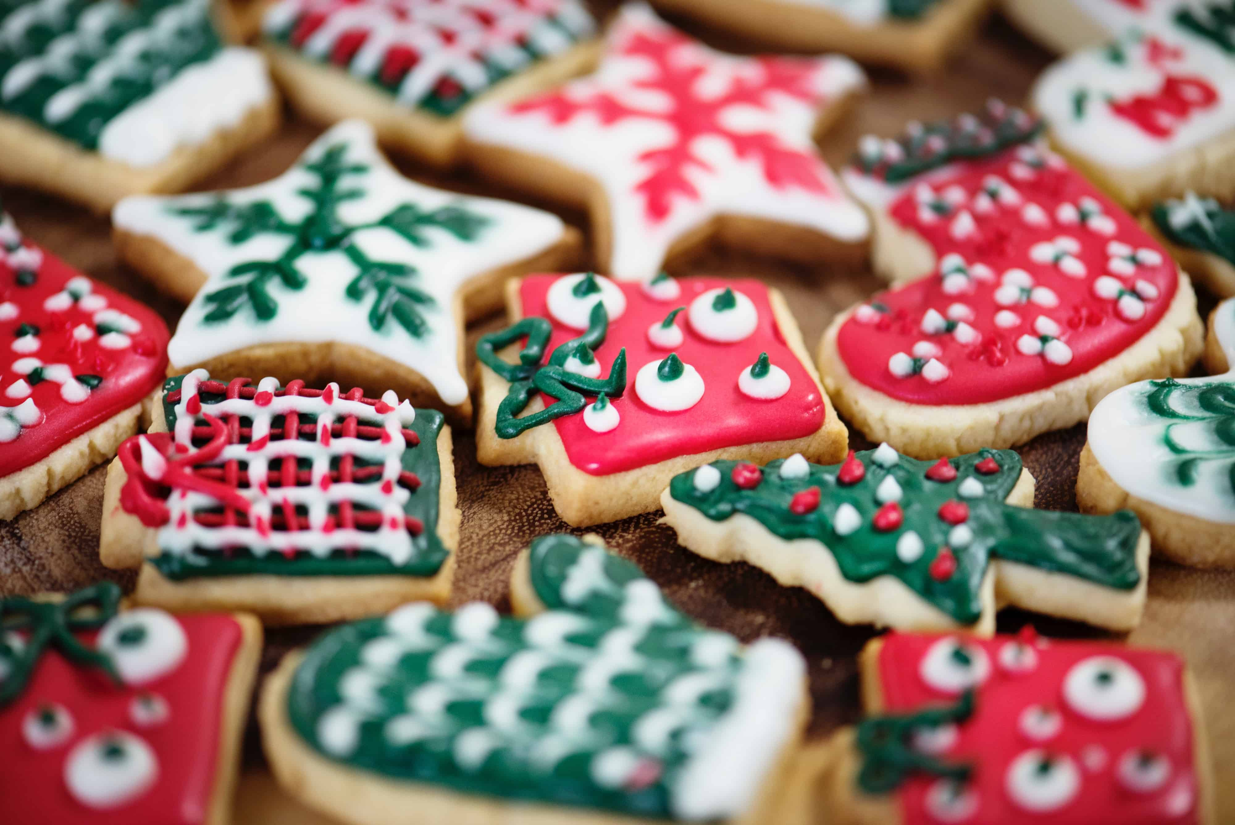 10 Christmas Cookies the will Definetly be on My Cookie Platter
