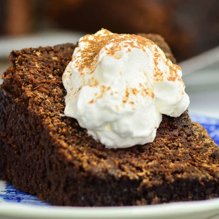 Premier Pastery's Chocolate Bourbon Pound Cake