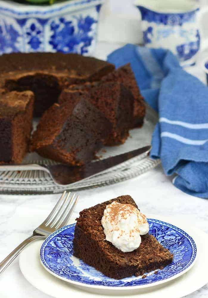 Premier Pastry's Chocolate Bourbon Pound Cake
