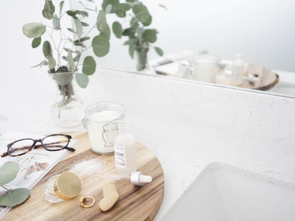 Give Your Bathroom a Spa Treatment