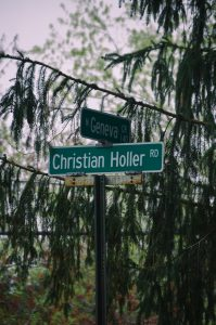 The Legend of Christian Holler Road in Sodus
