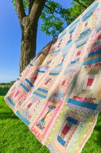 Vintage Redemption: When is it OK to Cut Up an Old Quilt?