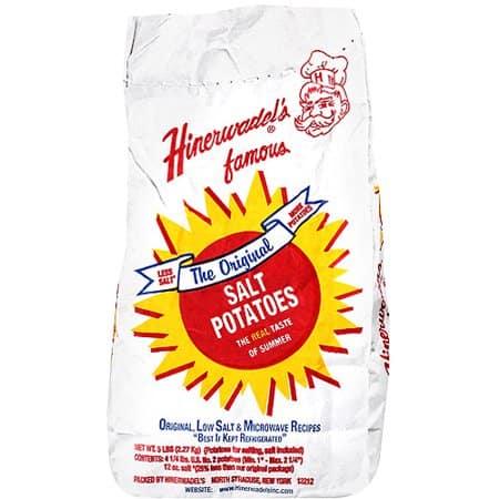 Bag of Hinerwadels Salt Potatoes