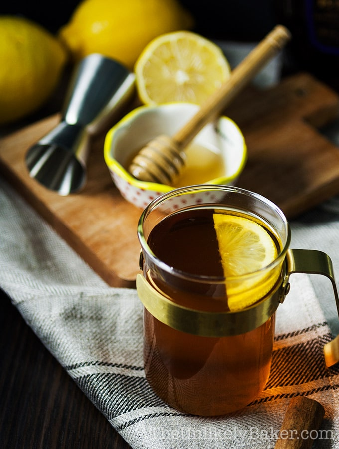 Classic Hot Toddy – A Favourite Winter Drink