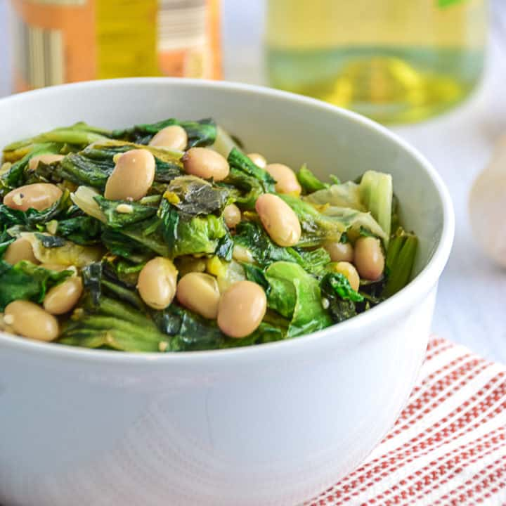 Proietti's Greens and Beans