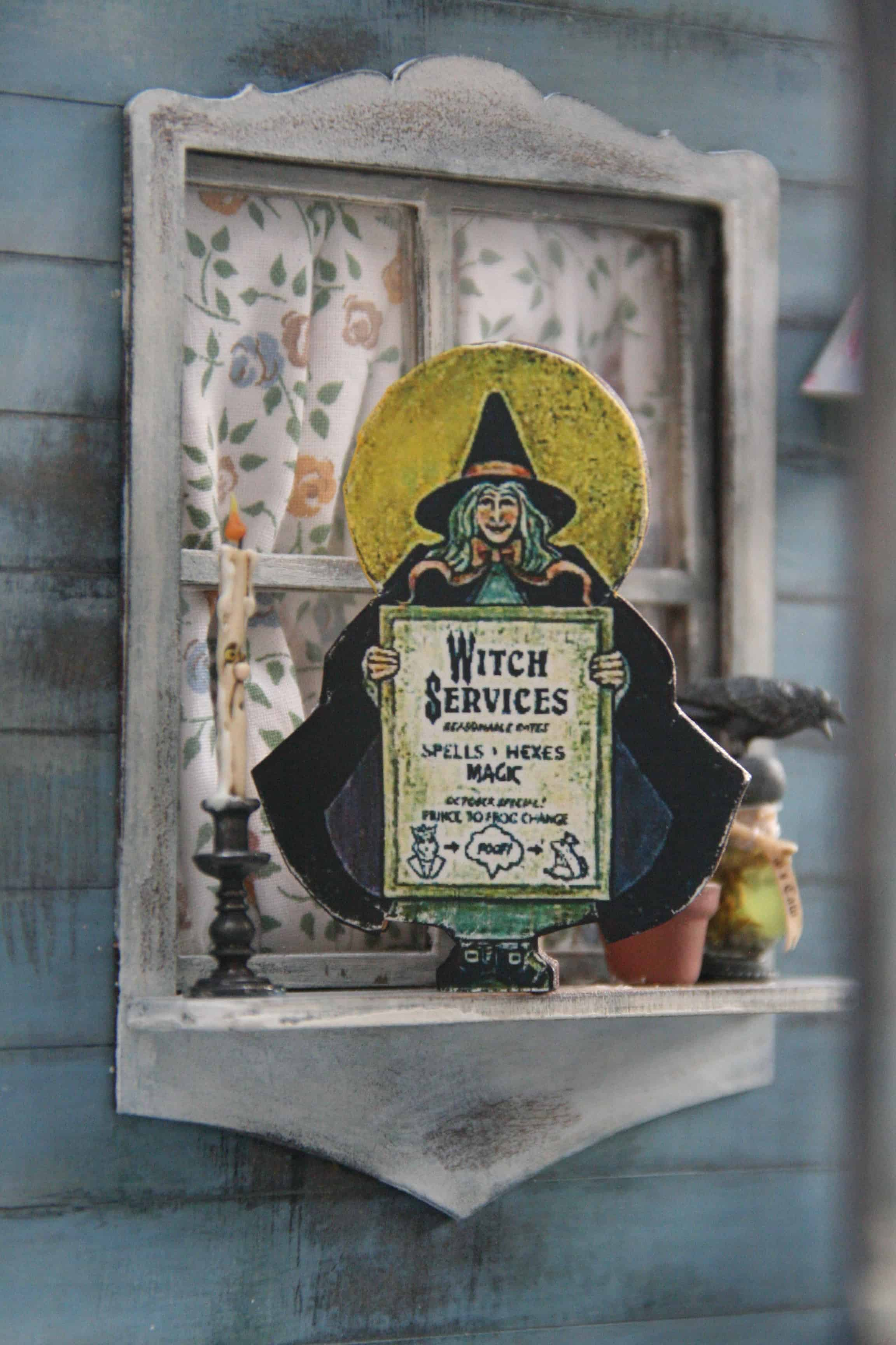 The Best Vintage Inspired Halloween Decorations from Amazon