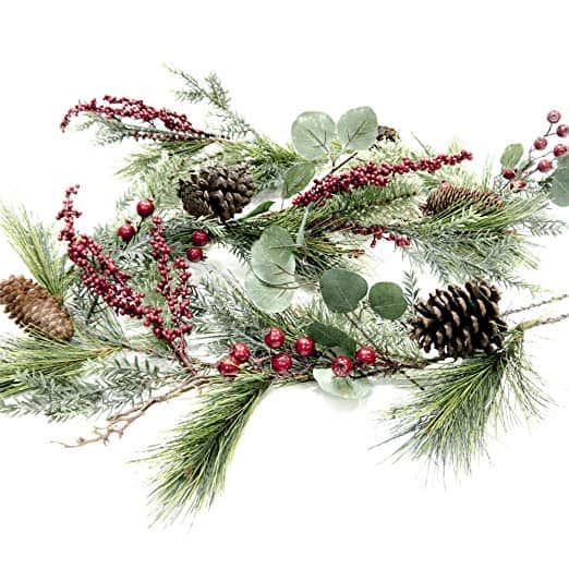 Pine Christmas Garland 72 Inch