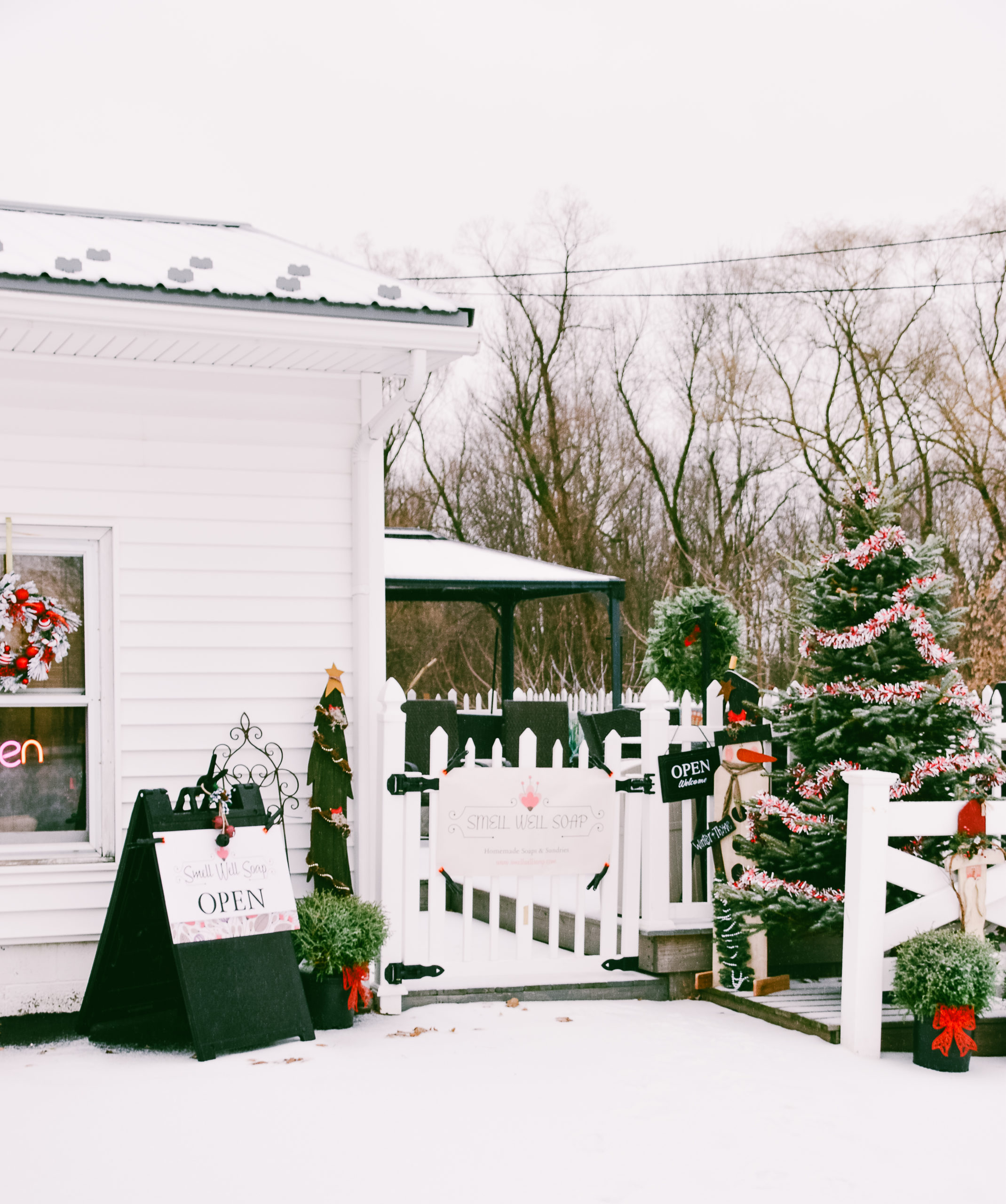 Neighborhood Notes: Smell Well Soap Shop in Palmyra