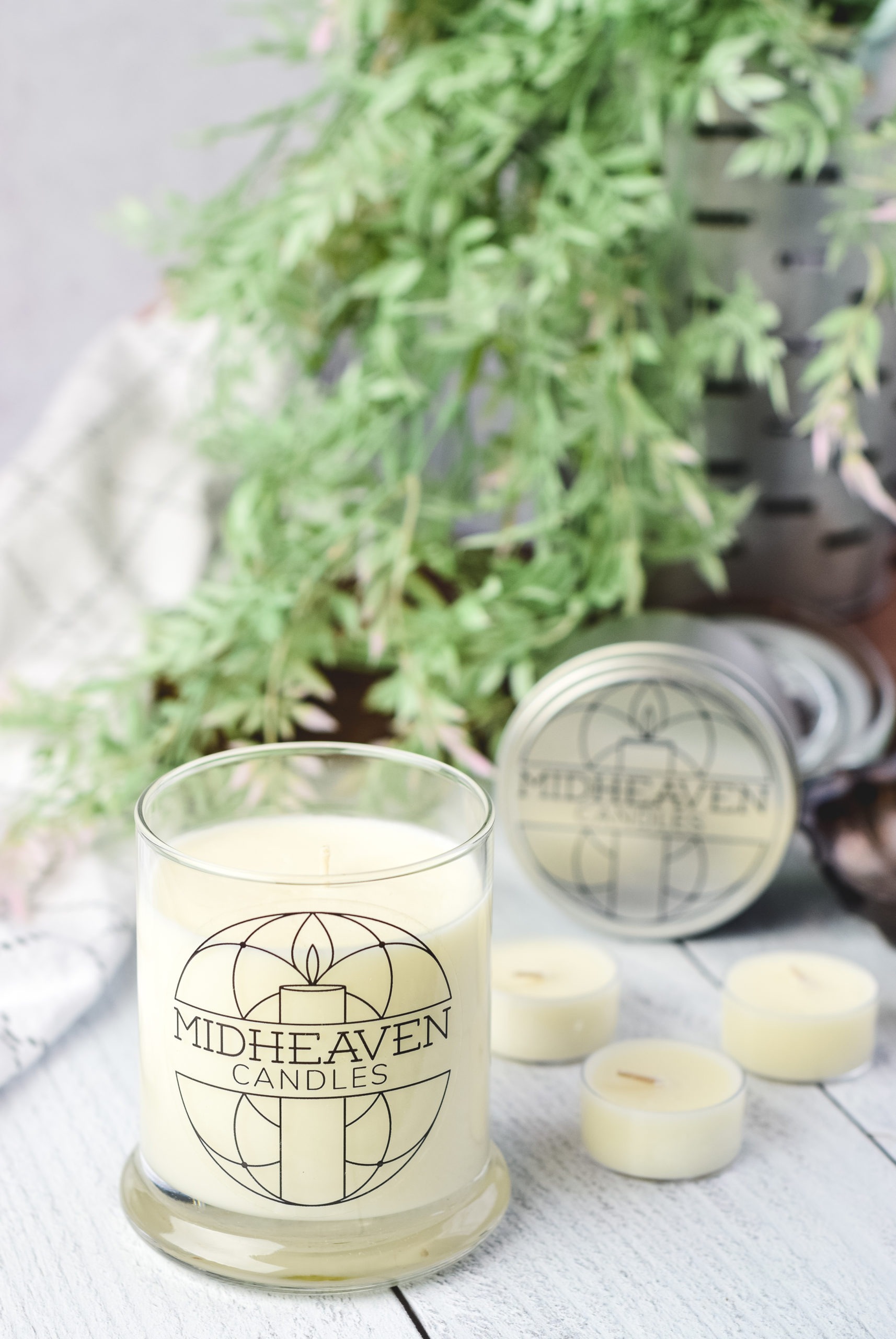 Midheaven Candles