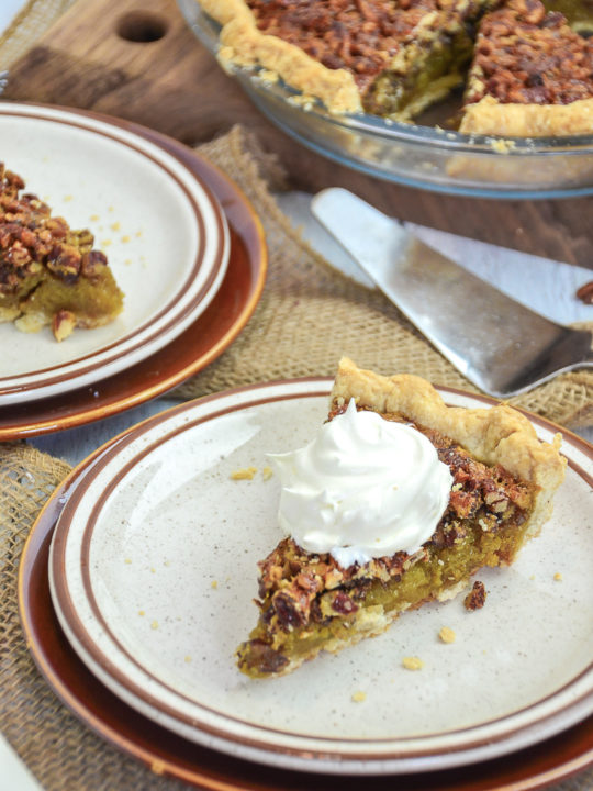 The Kopper Kettle's Pecan Pie Recipe From Chef Eddie Anderson