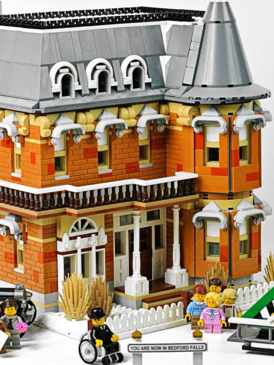 It's a Wonderful Lego Life